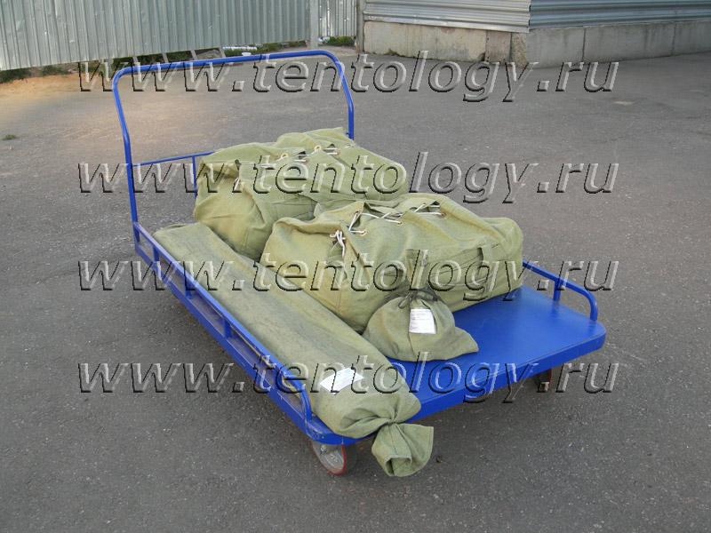 палатка МЧС М-10 упаковка