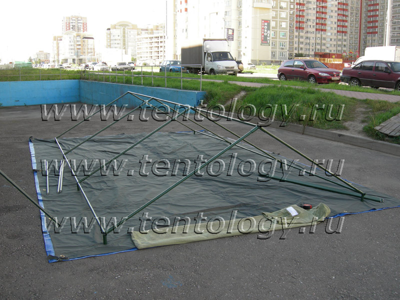 палатка М-10 каркас