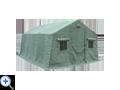 Каркасная брезентовая палатка Нарва